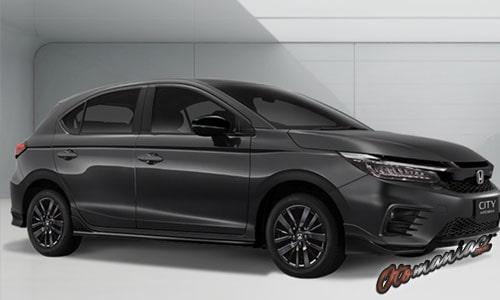 Suspensi dan Kaki - Kaki Honda City Hatchback RS