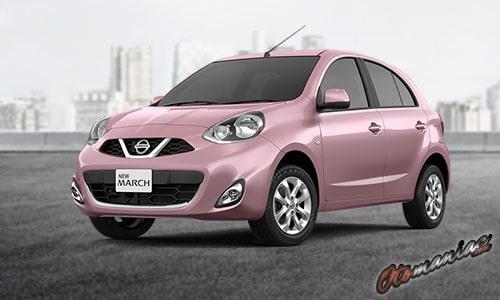Mobil Kecil Murah Nissan March