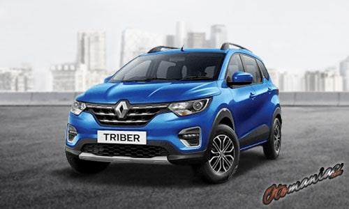 Mobil Kecil Murah Renault Triber