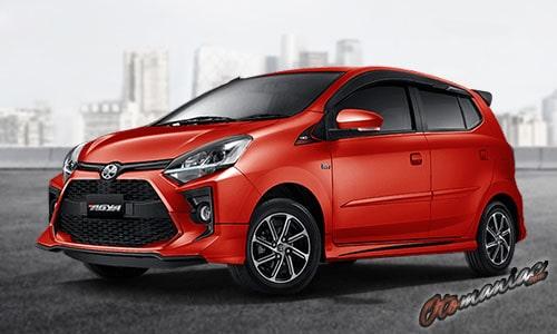 Mobil Kecil Murah Toyota Agya