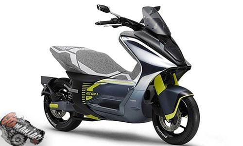 Motor Listrik Yamaha E01