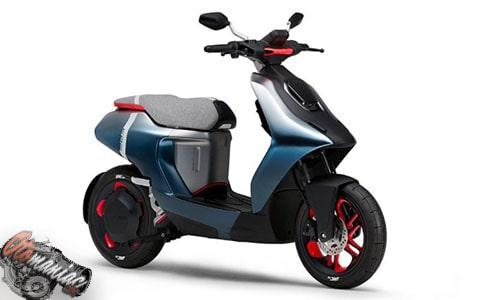 Motor Listrik Yamaha E02