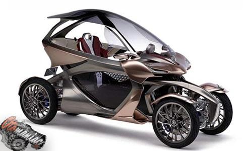 Motor Listrik Yamaha MWC-4