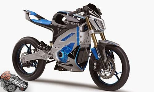 Motor Listrik Yamaha PES1