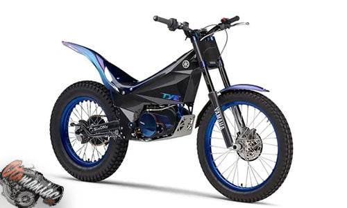 Motor Listrik Yamaha TY-E