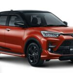 Pilihan Warna Toyota Raize Red Black