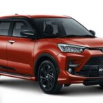 Pilihan Warna Toyota Raize Red