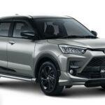 Pilihan Warna Toyota Raize Silver Metallic
