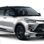 Pilihan Warna Toyota Raize White Black