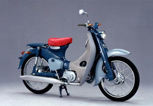Harga Dan Spesifikasi Honda Super Cub, Harga Dan Spesifikasi Honda Super Cub